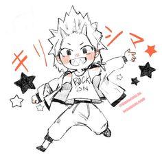 Kirishima eijiro boku no hero acedemia hero academia charact Buko No Hero Academia, My Hero Academia Memes, My Hero Academia Manga, Kirishima Eijirou, Manga Anime, Anime Art, Cute Chibi, Boku No Hero Academy, Baby Shark