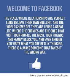 Good Quotes For Facebook Pictures Picture Quotes Facebook Quotes Facebook Humor Facebook Stalkers