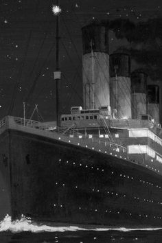 Titanic drawing well one of my Family members dead but his name was Edward Willey class passenger