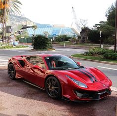 Top 5 Cars in 2019 Luxury Sports Cars, Top Luxury Cars, Sport Cars, Ferrari 488, New Ferrari, Fancy Cars, Cool Cars, Cadillac, 1967 Shelby Gt500