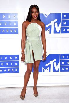 Naomi Campbell aux MTV Video Music Awards