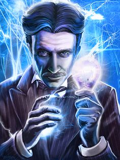 Nikola Tesla - the lost technology (watch the full video that guy is talking truth! Nikola Tesla, Tesla S, Tesla Power, Tesla Coil, Lost Technology, Rpg Cyberpunk, Einstein, Ink Link, Moonlight Photography