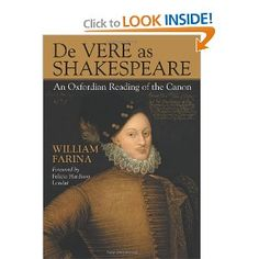 De Vere As Shakespeare: An Oxfordian Reading of the Canon by William Farina