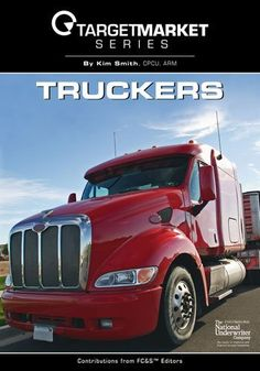 Market-specific insurance and risk control information on Truckers. This is part of the Target Market Series. Includes print and online components. Packaged as a book with accompanying online checklists. This combined print-online format provides easy-to-use material that can easily be taken... more details available at https://insurance-books.bestselleroutlets.com/automobile/product-review-for-target-market-series-truckers/