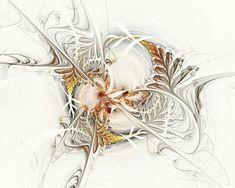 Fractal Art created by MistyWisp - Abduzeedo Graphic Design Inspiration
