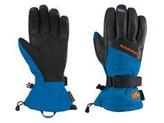 NEW Mammut Nordwand Glove - Unisex 9 - Cyan/Black