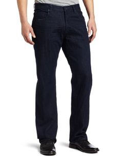 Calvin Klein Jeans Men's Saturated Rinse Straight Jean