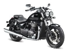 New Triumph Thunderbird Storm Brings More Power And A Badass Look Used Motorcycles For Sale, British Motorcycles, Triumph Motorcycles, Cars And Motorcycles, Triumph Motorbikes, Triumph Bikes, Triumph Thunderbird, Storm Pictures, Motorcycle Wheels