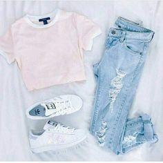 Outfit tumblr de verão