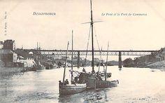 Douarnenez bateau - Delcampe.net