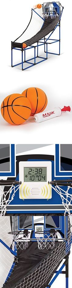 Other Indoor Games 36278: Majik Arcade Double Shot Basketball Game -> BUY IT NOW ONLY: $77.34 on eBay!