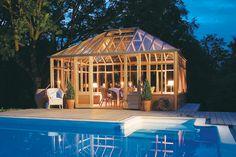 Les serres de jardin RHS GlassHouse