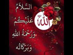Salam Image, Assalamualaikum Image, Doa Islam, Good Morning Images, Christmas Wreaths, The Creator, Holiday Decor, Islamic Dua, Muslim Quotes