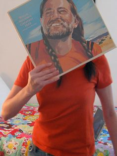 Sleevefacing 'Willie Nelson's Greatest Hits'