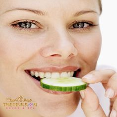 #BeautyTips: Having troubles with dry lips? Cut few slices of cucumber and rub them over lips. It will give quick cure.