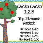 I created this Chicka Chicka Top It game to go along with the book Chicka Chicka 1,2,3.  In the book the numbers are trying to get to the top of th...