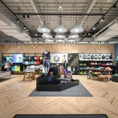 4bccdc9456e82 Nike News - Nike Reopens Santa Monica Store with New Focus on Women's  Product and Digital