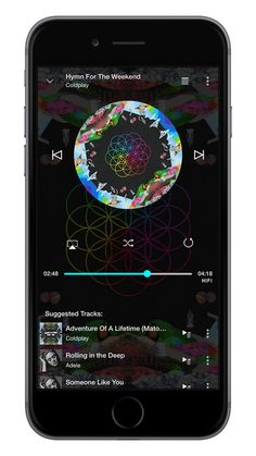 Tidal for those who love listing to music. Tidal unlike other music apps out there offers multiple ways of streaming music. #iPhoneApps #Tidal #BestApps