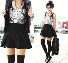 WILD THING (by Bernadette F) http://lookbook.nu/look/4457037-WILD-THING