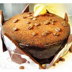 Torta panna café #confeitariapolos#goiania (em Polos Pães e Doces)