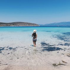 Greek beaches are the best.  clarintatravels.com