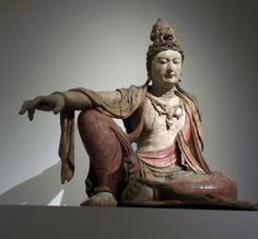 Guanyin at the St Louis Art Museum.had the most amazing experience when I saw…
