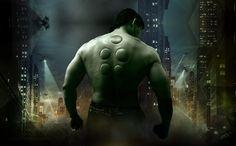 The Hulk habis bekam :)