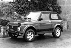 Lada Niva Cabrio '1983–84