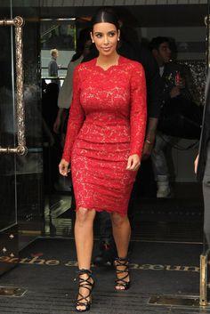 Kim Kardashian On Why She Loves Her Bottom And Kate Middleton's Style