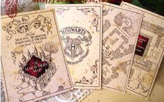 Дешевое Гарри поттер открытку, мародеры карта открытка, 4 шт. комплект, Купить Качество Поздравительные открытки непосредственно из китайских фирмах-поставщиках:        4 шт./компл., цена за весь комплект.                 Размер: 10 см x 14.5 см               Если вы будете п