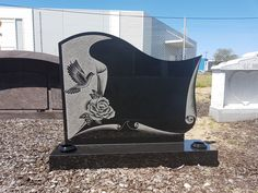 Grave Plaques, Grave Memorials, Butterfly Chair, Marker, Landscaping, Room Ideas, Memories, House, Home Decor