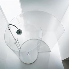 Unique and simply Spiral Shower Ideas for Limited Space