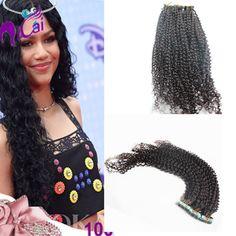 Cheap hair art designs pictures, Buy Quality hair stackers directly from China hair peruvian Suppliers: Tape In Hair Extension Unprocessed Brazilian Virgin Hair 40PCS/SET 2.5g/pc Kinky Curly Skin Weft Tape In Human Hair Exte