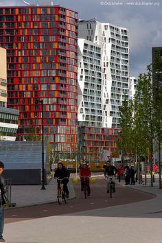 Kruisplein, Mauritsweg, view from Rotterdam CS, 2014