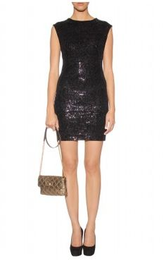 ALICE AND OLIVIA  Sequin Cocktail Dress  (RRP: £320) Hire: £39 http://hire.girlmeetsdress.com/products/sequin-cocktail-dress Girl Meets Dress Dress Hire, Rent a Dress