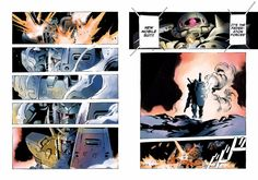 The manga retelling of the original Mobile Suit Gundam, Gundam The Origin, has had its first thirty issues made freely available to read online.