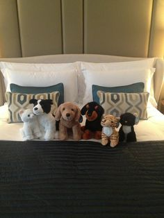 New friends arrive at Corinthia Hotel London