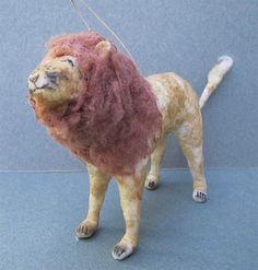 spun cotton Lion