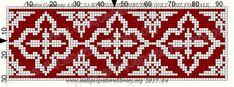 Gallery.ru / Фото #21 - Le Filet Ancien au Point de Reprise III - gabbach Cross Stitch Samplers, Cross Stitch Charts, Cross Stitching, Cross Stitch Embroidery, Cross Stitch Patterns, Embroidery Books, Crochet Diagram, Filet Crochet, Inkle Weaving