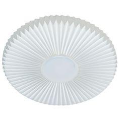 Le Klint 290 Vegglampe/Plafond, plastskjerm Ø 55cm, Le Klint