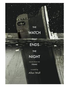 Beautiful book covers:  Jon Klassen's The Watch that Ends the Night