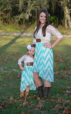 Be Inspired Boutique Mother Daughter Photos, Mother Daughter Matching Outfits, Mother Daughter Fashion, Mommy And Me Outfits, Mom Daughter, Matching Family Outfits, Classy Outfits, Kids Outfits, Cute Outfits