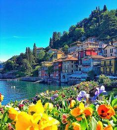 Como, Italy.