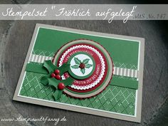 """stampin with fanny: MtS # 147: Location way """"Cheerful launched"""""""