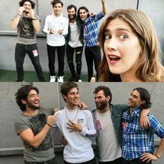 El día todos los ex novios y novio de Violetta se conocieron   The day all of Violetta's ex boyfriends and boyfriend met