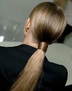 classic long hair