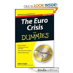 Confused about the Greek Bailout, want to understand what this and the crisis in the Euro Zone means across the world? Download it, its good and great value...honest!