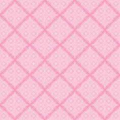 Lattice in soft pink fabric by art_is_us on Spoonflower - custom fabric