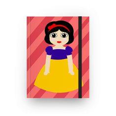 Compre Conta, Branca de Neve de @artemel em cadernos e agendas de alta qualidade. Incentive artistas independentes, encontre produtos exclusivos.