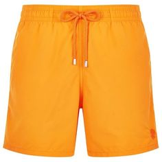 Vilebrequin Fish Moorea Swim Shorts ($205) ❤ liked on Polyvore featuring men's fashion, men's clothing, men's swimwear, weird fish mens clothing, mens mesh swimwear and vilebrequin mens swimwear